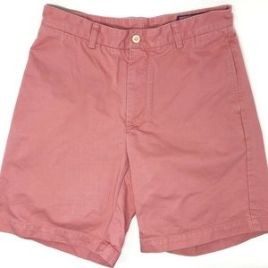 VINEYARD VINES Shorts 30 Club Classic Pink Coral